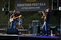 Sweetsen Fest 2014 Stock Image