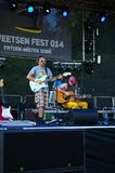 Sweetsen Fest 2014 Stock Photo