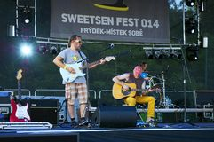 Sweetsen Fest 2014 Stock Photos
