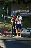 Sweetsen Fest 2014 Stock Photography