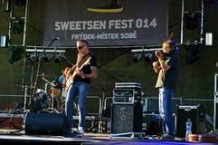 Sweetsen Fest 2014 Royalty Free Stock Photo