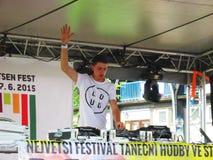Sweetsen Fest 2015 Royalty Free Stock Photo