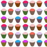 Sweety cupcakes Στοκ φωτογραφία με δικαίωμα ελεύθερης χρήσης