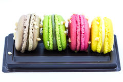 Sweety Macarons Royalty Free Stock Image