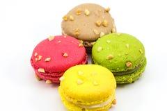Sweety Macarons Stock Photos