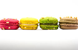 Sweety Macarons Royalty Free Stock Images
