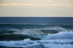 Swell Lines Stock Photography