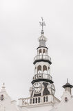 Swellendam Dutch Reformed Church steeple Stock Image