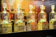 Swellfunalcohol, Chinese beroemde alcoholische drank Stock Afbeelding