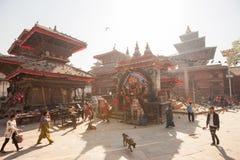 Swet Bhairav Royalty Free Stock Photo