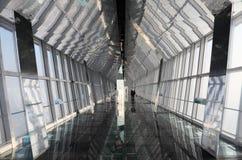 swfc shanghai замечания палубы Стоковая Фотография