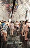 swfc shanghai замечания палубы Стоковые Фото