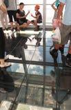 swfc shanghai замечания палубы Стоковое фото RF