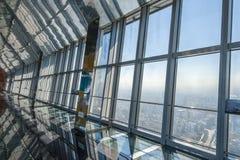 swfc shanghai замечания палубы Стоковое Изображение RF
