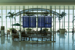 SWFL International airport Stock Photo
