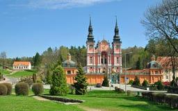 Swieta Lipka,Masuria,Poland Royalty Free Stock Photography