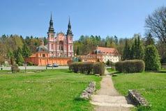 Swieta Lipka, Masuria, Polen Stockbilder
