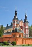 Swieta Lipka, Masuria, Polen Lizenzfreies Stockfoto