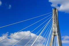 Swietokrzyski Bridge Stock Photo