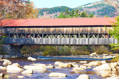 Swift River at autumn Royalty Free Stock Image