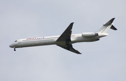 Swiftair McDonnell Douglas MD-83 Royalty Free Stock Image