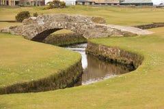 Swilken bro Arkivbild