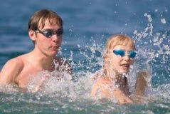 Swim Stock Image