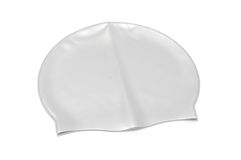 Swim Cap Royalty Free Stock Image
