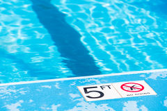 Swim meet Stock Photo