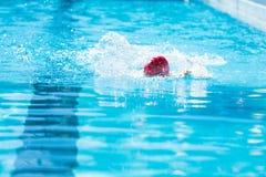 Swim meet Royalty Free Stock Image