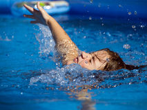 Swim Stock Photography