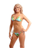 Swimbay Bikini Royalty Free Stock Photography