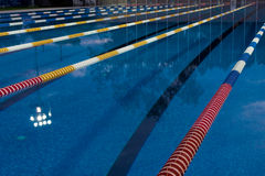 Swiming pool royalty free stock image