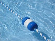 Swiming pool. Detail of swiming pool Royalty Free Stock Photo