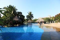Free Swiming Pool Stock Image - 12654611