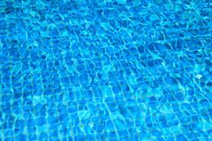 Swiming pool background Royalty Free Stock Images