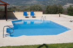 Swiming pool Stock Photography