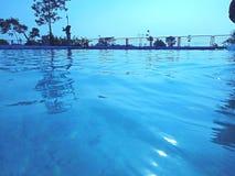 swimingpool stockfoto