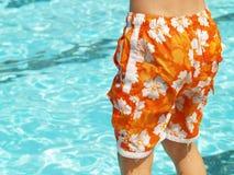 Swimkabel Stockfoto