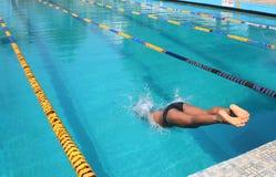 Swimmer Stock Image