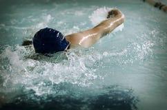 swimmer immagine stock libera da diritti