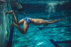 swimmer immagini stock libere da diritti