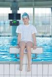 Swimmer athlete Royalty Free Stock Photo