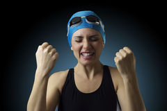 Swimmer 5 Royalty Free Stock Image