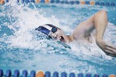 swimmer immagini stock