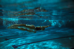 Swimmer Royalty Free Stock Photography