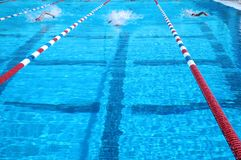 Swimmers Stock Photos