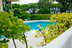 Swimmimg pool Stock Photo