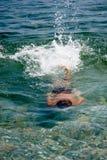 Swimming Royalty Free Stock Photos