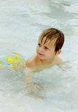 Swimming Royalty Free Stock Photo